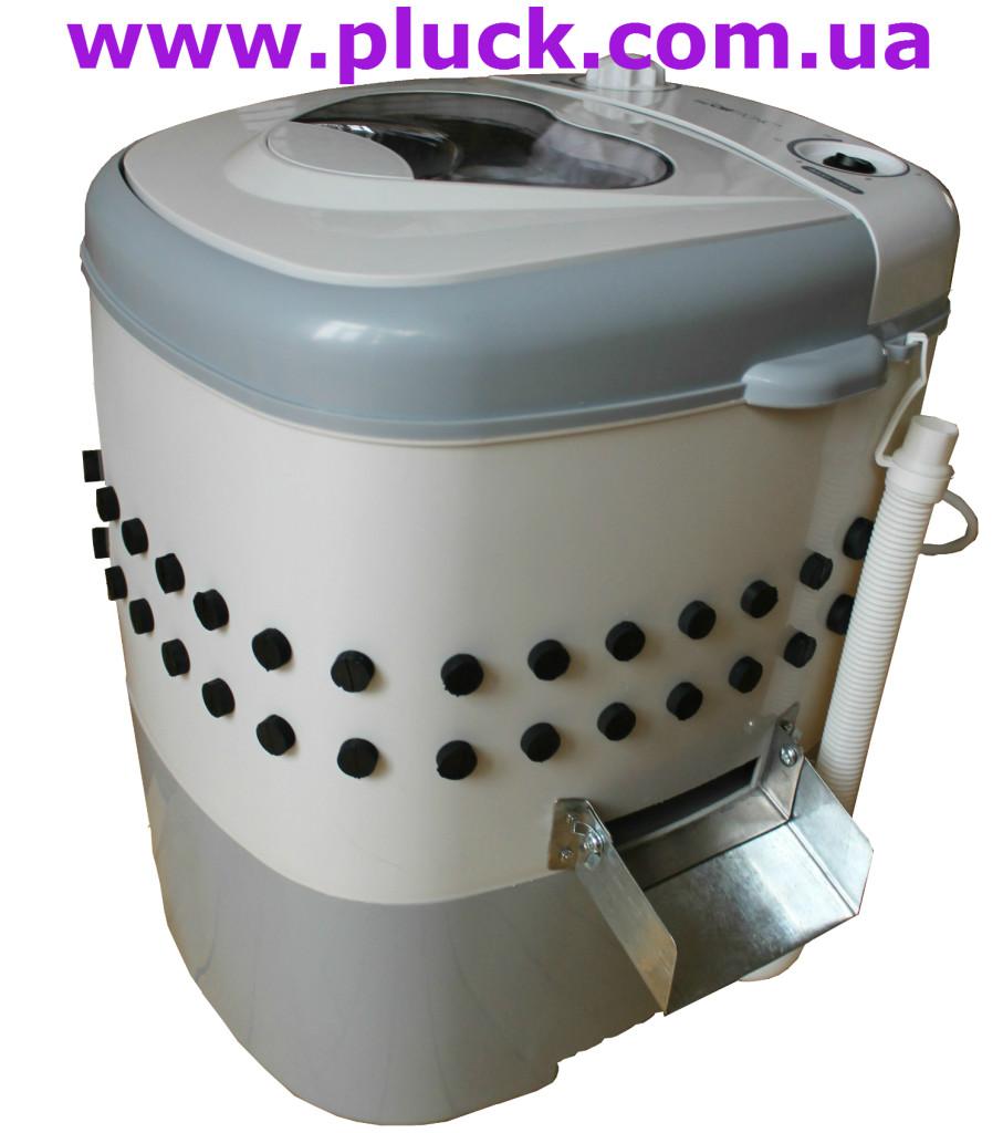 Перосъёмная машина для уток и гусей своими руками